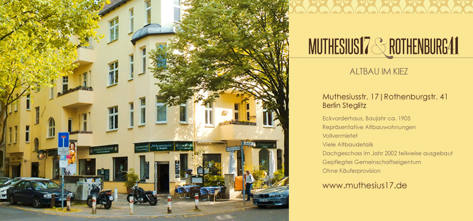 Muthesius17 und Rothenburg41