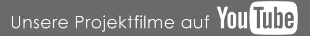 Unsere Projektfilme auf Youtube